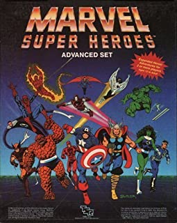 Best tsr marvel superheroes rpg Reviews