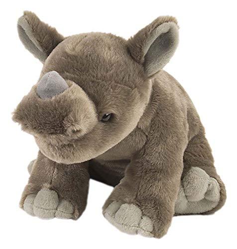 Wild Republic Rhino Baby Plush, Stuffed Animal, Plush Toy, Gifts For Kids, Cuddlekins 12 Inches