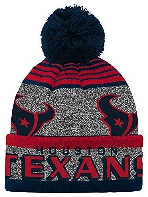 NFL Teen-Boys NFL Youth Boys Cuff Pom Hat