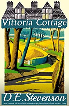 Vittoria Cottage by [D.E. Stevenson, Alexander McCall Smith]