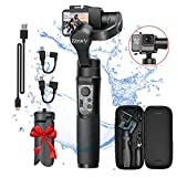 Hohem iSteady Pro 3-Axis Handheld Gimbal Stabilizer with 12 hour Run-Time for Gopro Hero 6, 5, 4, 3, Yi Cam 4K, AEE, SJCAM Sports Cams