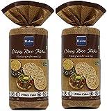 HAIM Organic Crispy Rice Thicks Wholegrain Brown Rice Cake (Pack of 2)