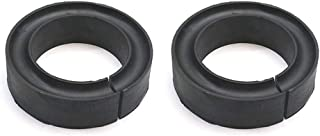 Rubber Coil Spring Spacers, Pair (2)