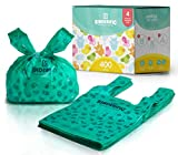 Best Bag For Diapers - Disposable Diaper Bags, by Kinderific, Fresh Scent, Packed Review