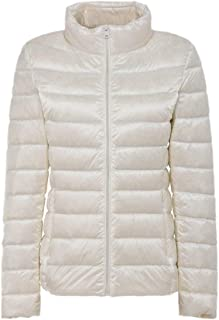 Women Lightweight Puffer Down Coats Packable Down Jacket Parka Jackets