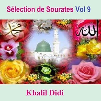 Sélection de Sourates, Vol. 9 (Quran - Coran - Islam)