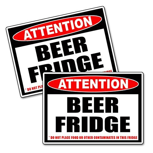 Best beer fridge sticker pack for 2020