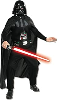 Costume Star Wars Darth Vader Mask and Chestpiece
