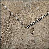 "SELKIRK Vinyl Plank Flooring-Waterproof Click Lock Wood Grain-5.5mm SPC Rigid Core (48-1/32"" X 7-7/32"") Sparrow SK545 (28.84sqft)/Box"