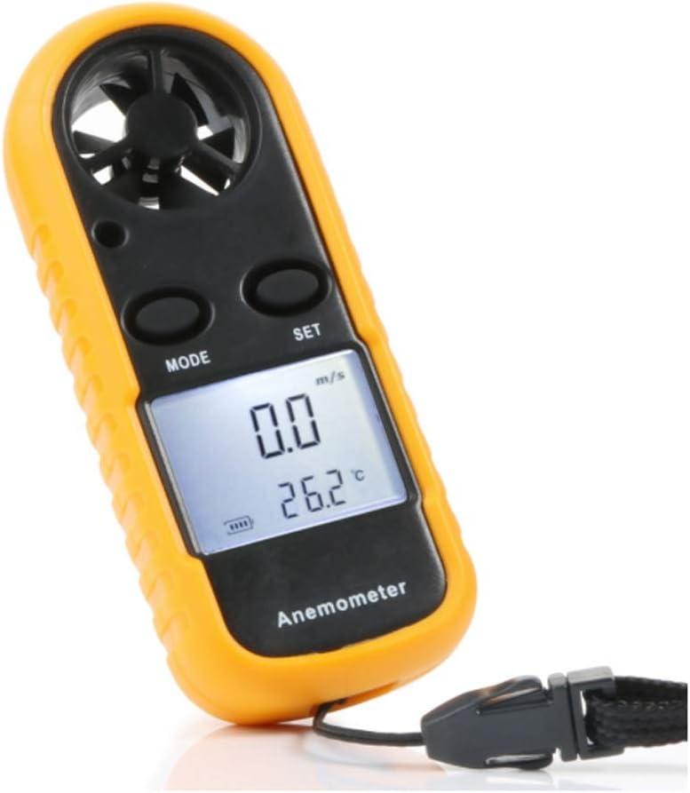 M-CH Digital Tampa Mall Anemometer Wind Speed LCD Handheld Gauge A Regular store