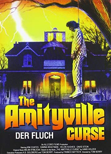 The Amityville Curse - Der Fluch - Limitiertes Mediabook [2 DVDs]