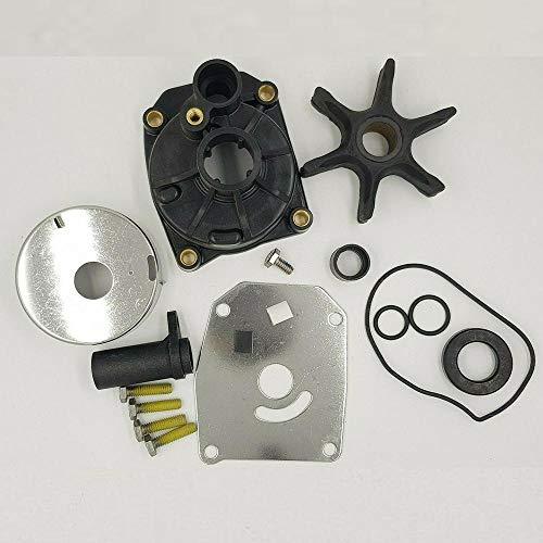 SSI Marine Water pomp waaier kit voor Johnson Evinrude V4 V6 V8 75 90 250 HP buitenboord, 5001595