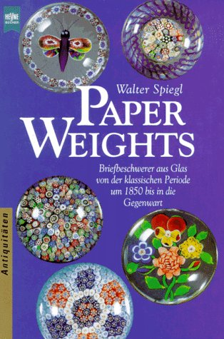 Paperweights - Briefbeschwerer aus Glas von der klassischen Periode um 1850 bis in die Gegenwart