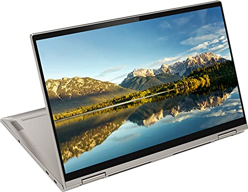 2021 Newest Lenovo Yoga C740 2-in-1 Laptop, 15.6' Full HD Touchscreen, Intel Core i7-10510U Quad-Core Processor, 12GB RAM, 1TB PCIe SSD, Backlit Keyboard, Wi-Fi, Windows 10 Home, KKE Mousepad, Mica