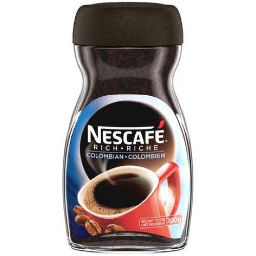 NESCAFE Sales Rich Colombian Instant Coffee Jar {Impo Wholesale 3.5oz. 100g