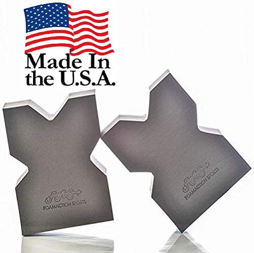 FAS Foamrest Rifle and Pistol Shooting Block Bench Rest (2 Pack)