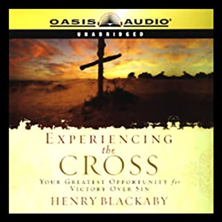 Experiencing the Cross     Your Greatest Opportunity for Victory Over Sin              Written by:                                                                                                                                 Henry Blackaby                               Narrated by:                                                                                                                                 Wayne Shepherd                      Length: 4 hrs and 22 mins     Not rated yet     Overall 0.0