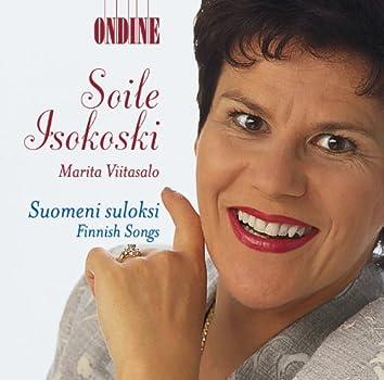 Vocal Recital: Isokoski, Soile - Melartin, E. / Sonninen, A. / Hannikainen, I. / Kaski, H. / Pacius, F. / Kilpinen, Y. / Merikanto, O.