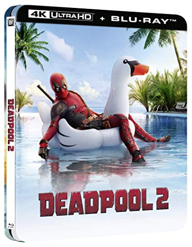 Deadpool 2 [4K Ultra HD + Blu-Ray-Édition boîtier SteelBook]