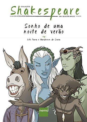 Sonho de uma noite de verão (Portuguese Edition)