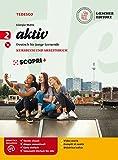 Aktiv. Deutsch fur junge Lernende. Kursbuch. Arbeitsbuch. Volume 2. Con CD mp3 [Lingua tedesca]: Vol. 2
