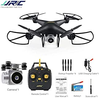 JJRC Lugia Global H68 Drone with Camera Altitude Hold Headless Mode Outdoor Quadcopter 20 Mins Long Fly Time
