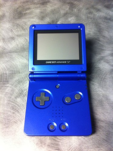 Game-Boy Advance SP - Bleu