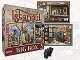 Istanbul Big Box - Edizione Italiana + Espansioni, Promo e Cammello