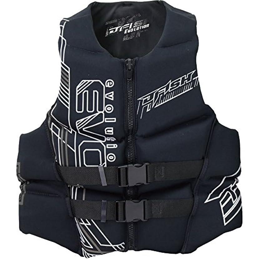 発明する周術期奇跡的なジェイフィッシュ ライフジャケット ネオプレン JNV381 ウエット素材 JCI予備検査認定 ジェットスキー水上バイク 水上オートバイ