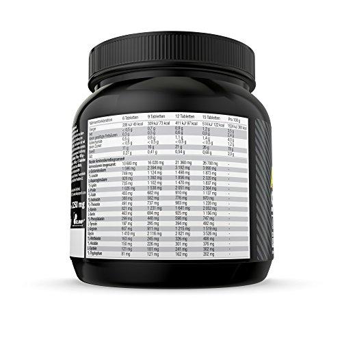 Olimp Anabolic Amino 9000 Mega Tabs , 300 Tabletten, 1er Pack (1 x 675 g Dose) - 3