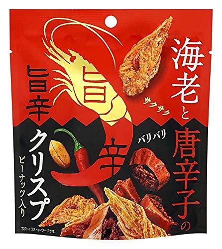 MD 海老と唐辛子の旨辛クリスプ 47g ×6袋