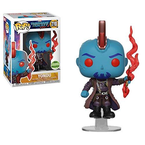 FUNKO- Guardians of The Galaxy 2-Yondu Exclusive Figur, Mehrfarbig, 28755