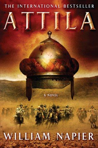 Attila (Attila the Hun, Book 1) (Attila Series)