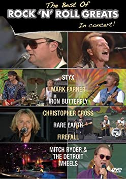 The Best Of The Rock  N  Roll Greats in Concert