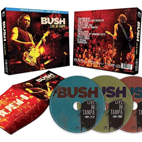 Bush: Live in Tampa [Italia] [Blu-ray]