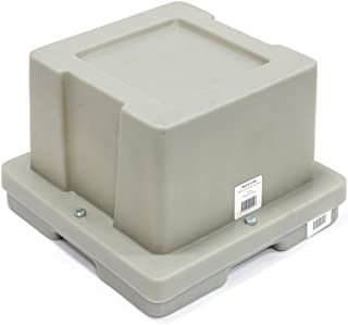 Scribner Plastics 4150 Holley Carb Container