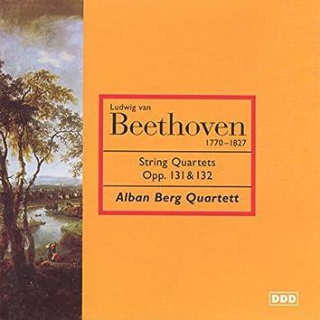 Beethoven:String Quartets 14 & 15
