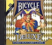 Bicycle Deluxe Family Fun Card Games (Jewel Case) (輸入版)