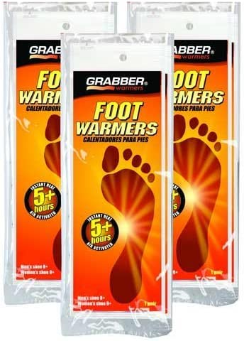 OFFicial Grabber Foot Warmer Max 53% OFF Small