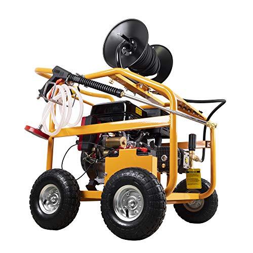 Strahlemann SM-LB250B Benzin-Hochdruckreiniger - 8