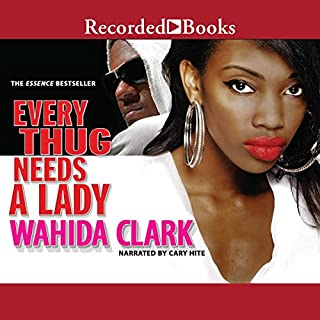 Every Thug Needs a Lady audiobook cover art