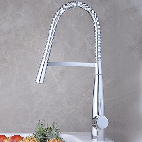 Fantastic Prices! OLQMY-All Copper Rotatable Single Hole Mixed Cold And Hot Water Tap