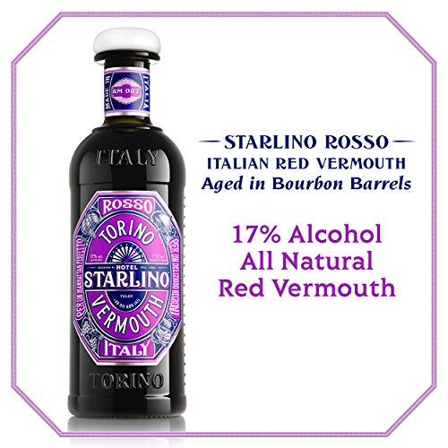 Starlino Rosso Vermouth – italienischer roter Wermut - 2