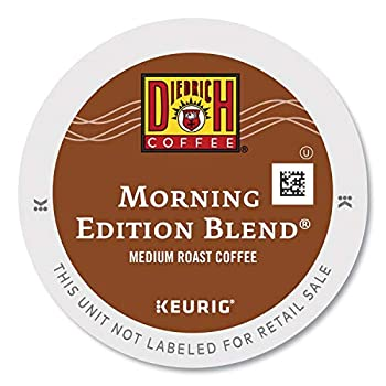 Diedrich Coffee Morning Edition Blend Keurig K-Cups 24-Count