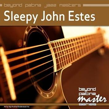 Beyond Patina Jazz Masters: Sleepy John Estes