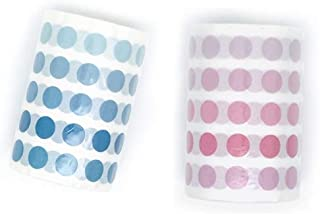 Colorful Morandi Dots Washi Tape Round Stickers Dot Stickers for DIY Decorative Diary Planner Scrapbooking Photo Ablums