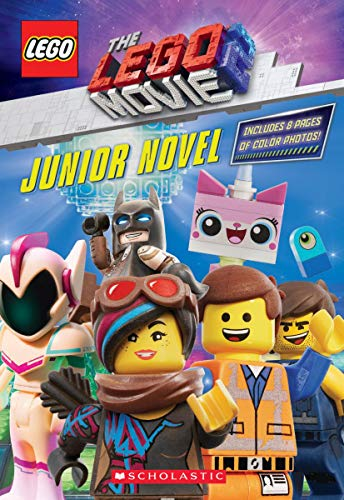Lego Junior  marca Scholastic Inc.
