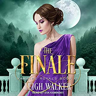 Vampire Royals 3: The Finale cover art