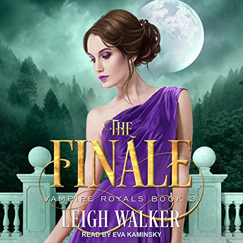 Vampire Royals 3: The Finale audiobook cover art