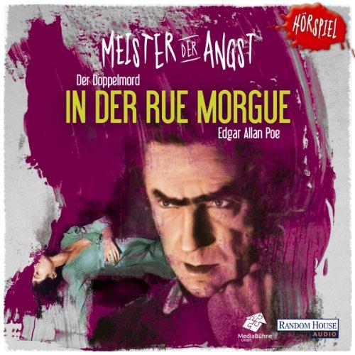 Der Doppelmord in der Rue Morgue (Meister der Angst) audiobook cover art